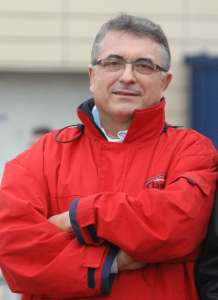 Philippe Lagrange Président Clamart Rugby 92