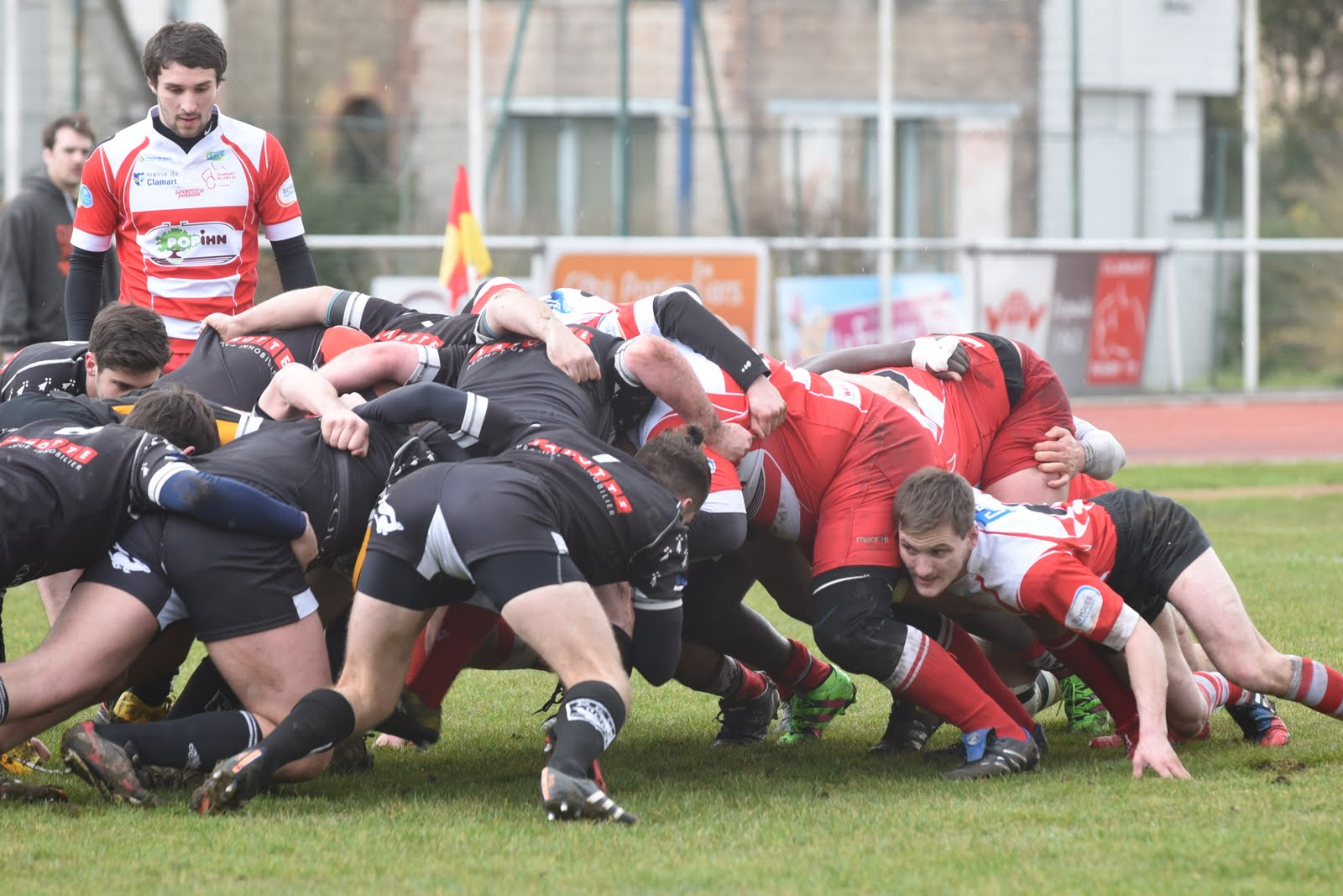 clamart rugby 92