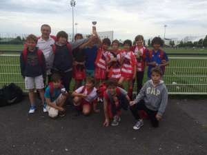 Des victoires en ecole de rugby Clamart Rugby 92 - U10 en images