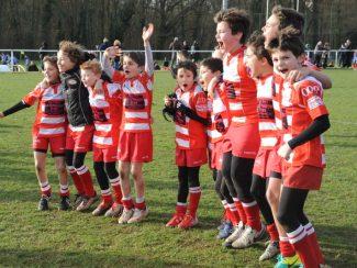 Clamart Rugby 92-Plateau CIFR U8-U10-U12 de Combs samedi 25 février 2017