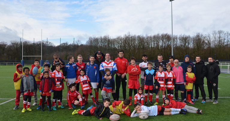 Tournoi festif Ecole de Rugby