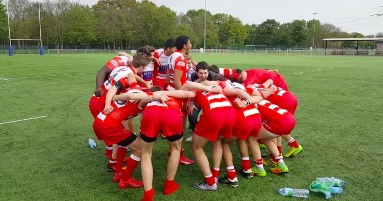 Victoire des juniors contre Orsay
