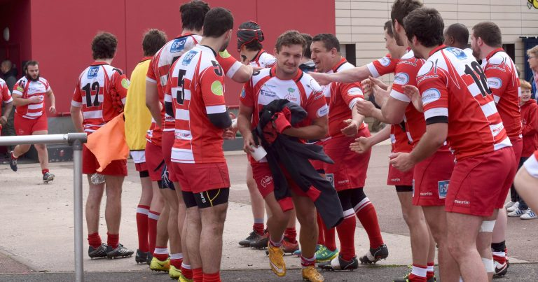 Les seniors en barrage contre Drancy