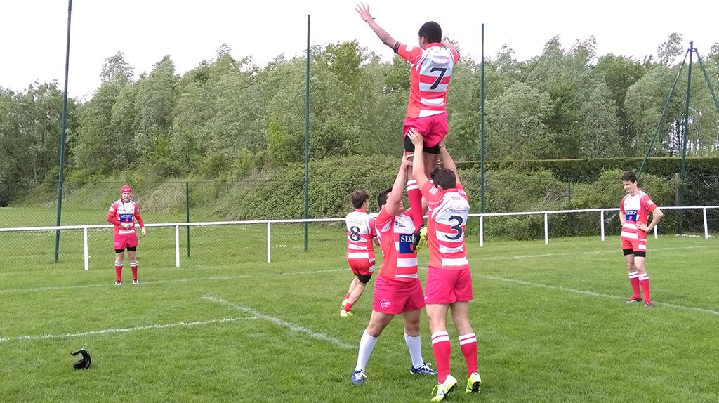 Clamart Rugby 92 Les Cadets en quart de finale