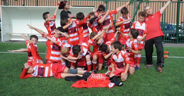 Les U10 sont champions des Hauts de Seine
