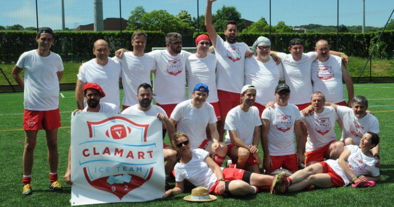 Rugby à 5 au tournoi 7 de coeur