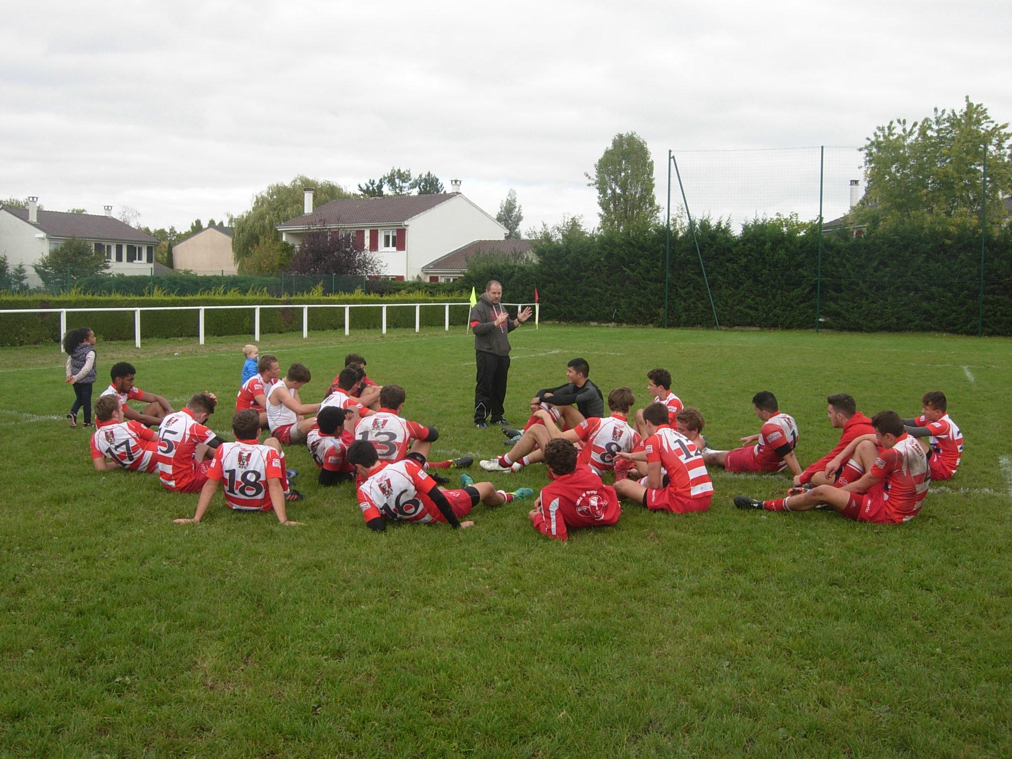 Clamart Rugby 92 - Victoire des juniors contre Montesson-5