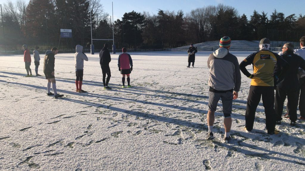 Clamart Rugby 92 -De la neige et du rugby-6