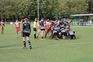 Clamart Rugby 92 Victoire des Seniors contre l'Union Rugby Centre