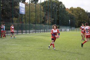 U16 contre Val d'Yvette - Clamart Rugby 92 Régional 1 - Saison 2019-2020