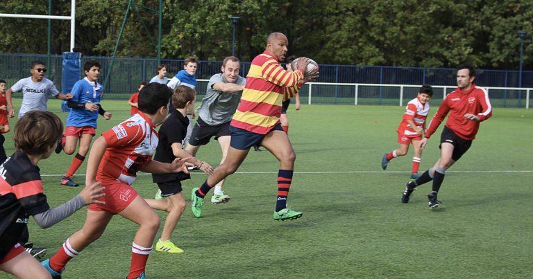 Première journée Rugby Festif de la saison 2019-2020