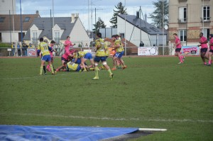Stade Francais - ASM Clermont - Hunebelle - Clamart