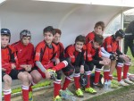 U14-Clamart92 triangulaire à Senlis