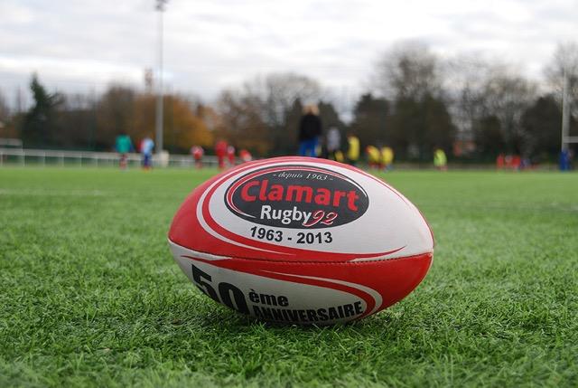 Programme du 6 février de l'école de rugby de Clamart 92