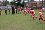 Voyage des U12 à Scunthorpe - Clamart Rugby 92