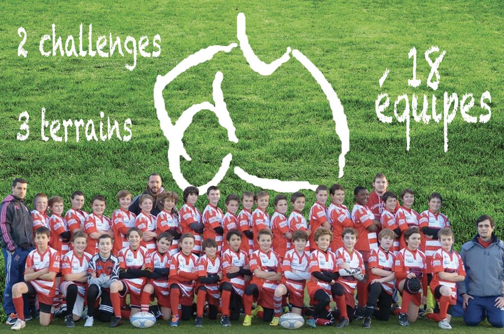 Tournoi international U12 Clamart Rugby 92