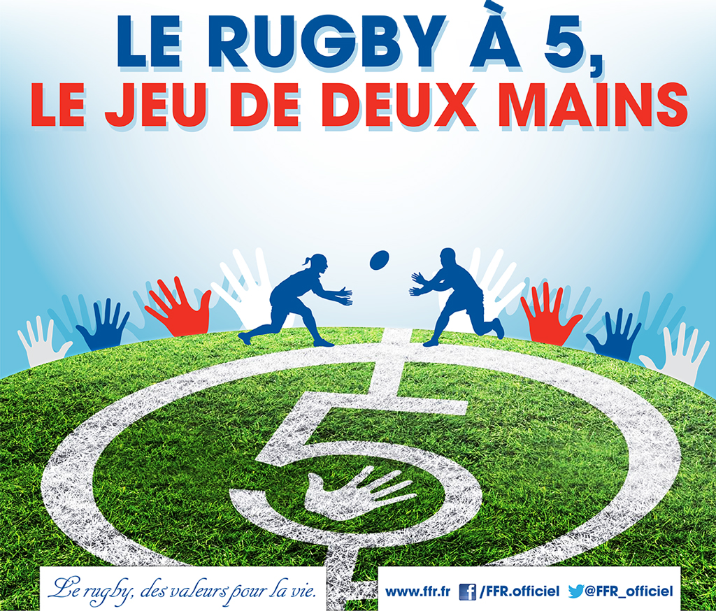 rugby à 5 à Clamart