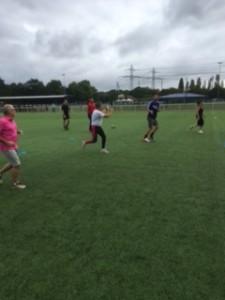 Le rugby à 5 a commencé - Clamart Rugby 92 - Ile de France