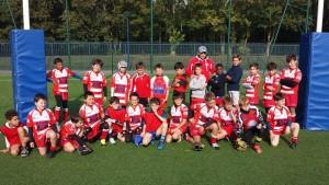 Résultats du samedi 8 octobre U8 Clamart rugby 92 U10 Ile de France