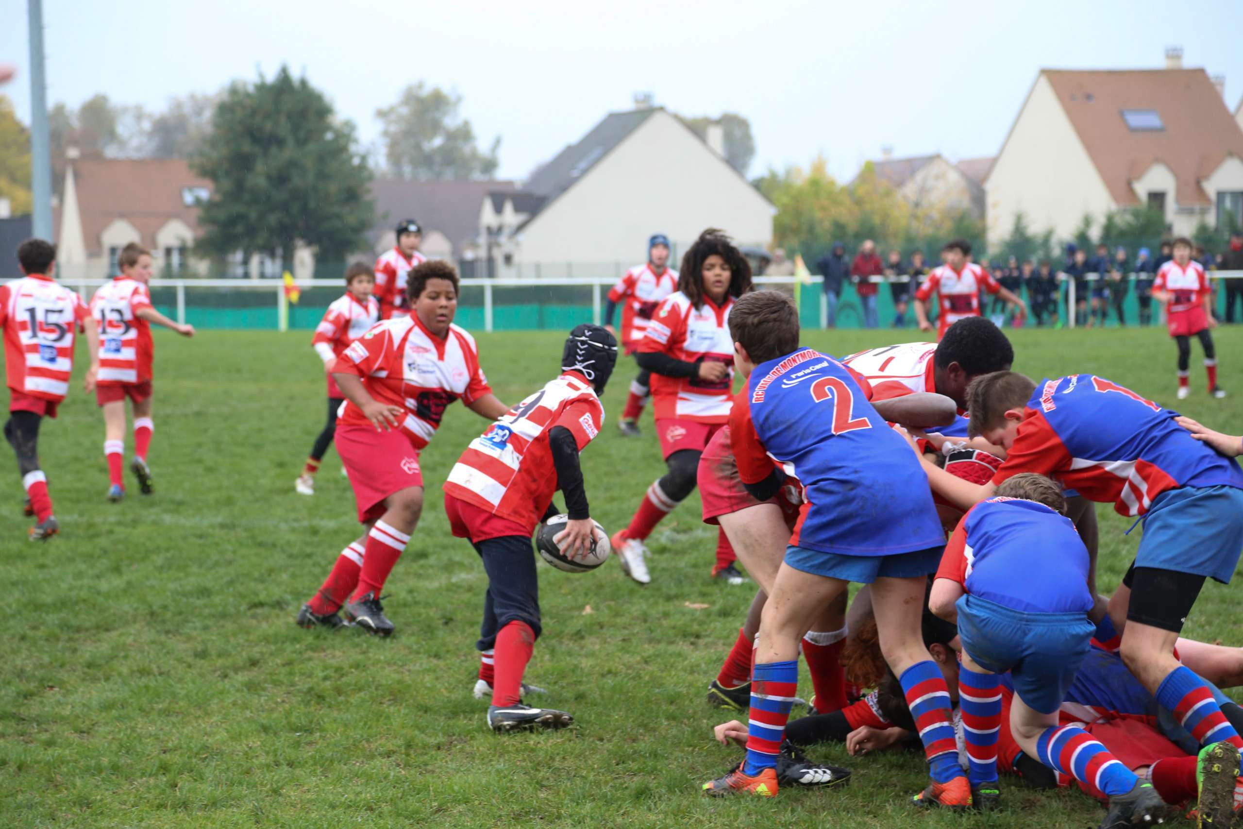 Clamart Rugby 92 - Rencontres CIFR U14 2003-