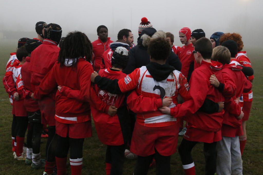Clamart Rugby 92 -4e Rencontres CIFR U14 2003