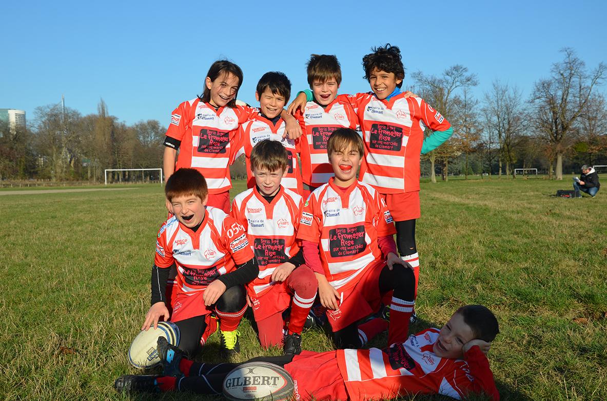 Clamart Rugby 92 Plateau CIFR U8-U10-U12