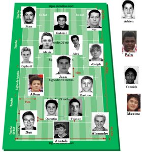 Clamart Rugby 9 Juniors une victoire bien particulière