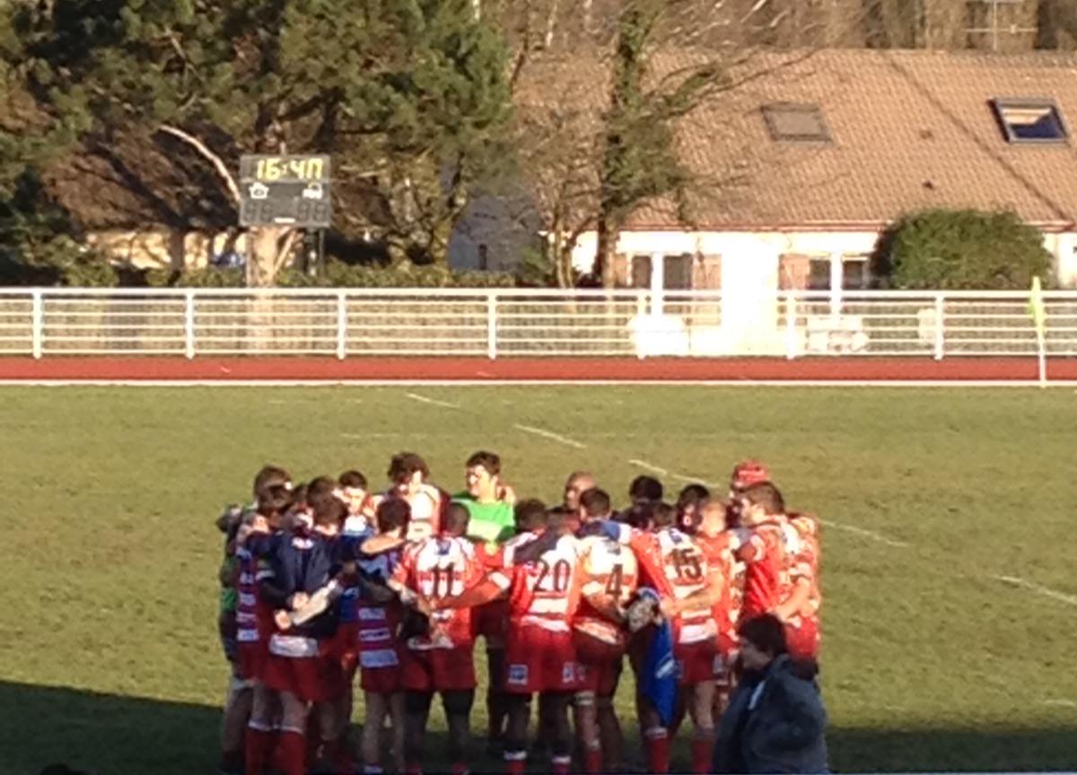 Clamart Rugby 92 - Victoire des Seniors contre Domont