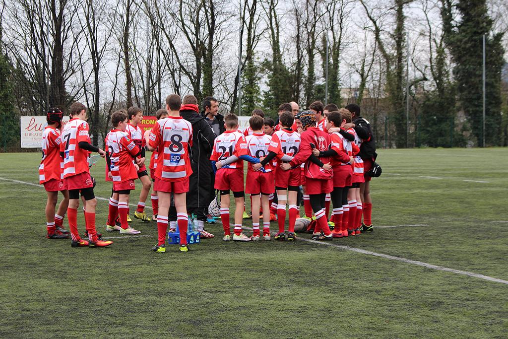 Clamart Rugby 92-Plateau CIFR U14 2004 de Suresnes-4 mars 2017