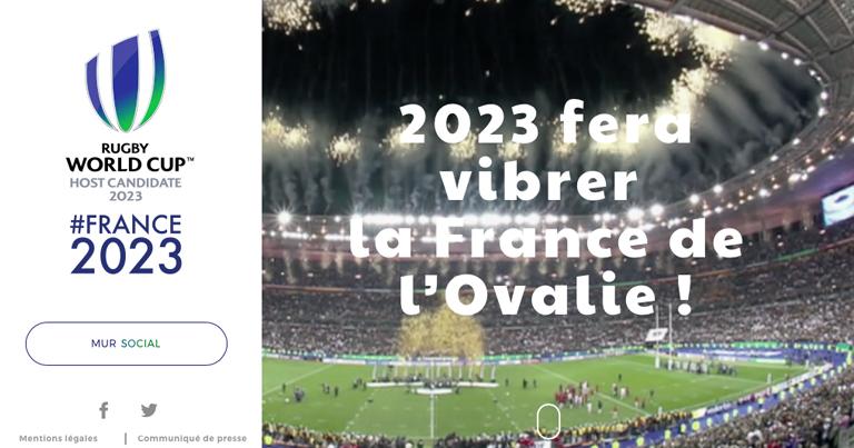 Clamart Rugby 92 soutien France2023
