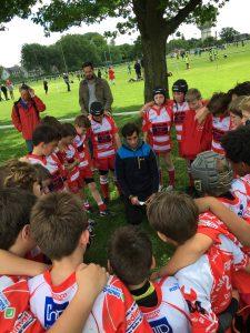 Clamart Rugby 92 Les U10 champions des Hauts de Seine 20 mai 2017-U12
