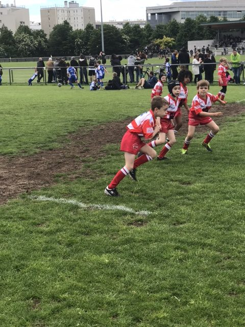 Clamart Rugby 92 Les U10 champions des Hauts de Seine 20 mai 2017-U8