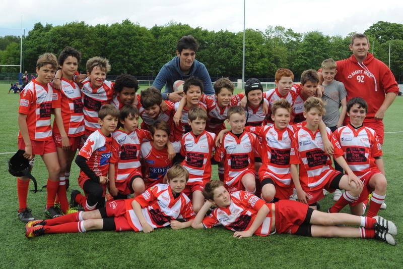 Clamart Rugby 92 Rencontres CIFR U10 U12