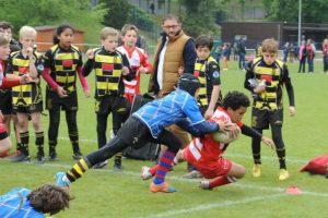 Clamart Rugby 92 Tournoi International U12 de Clamart