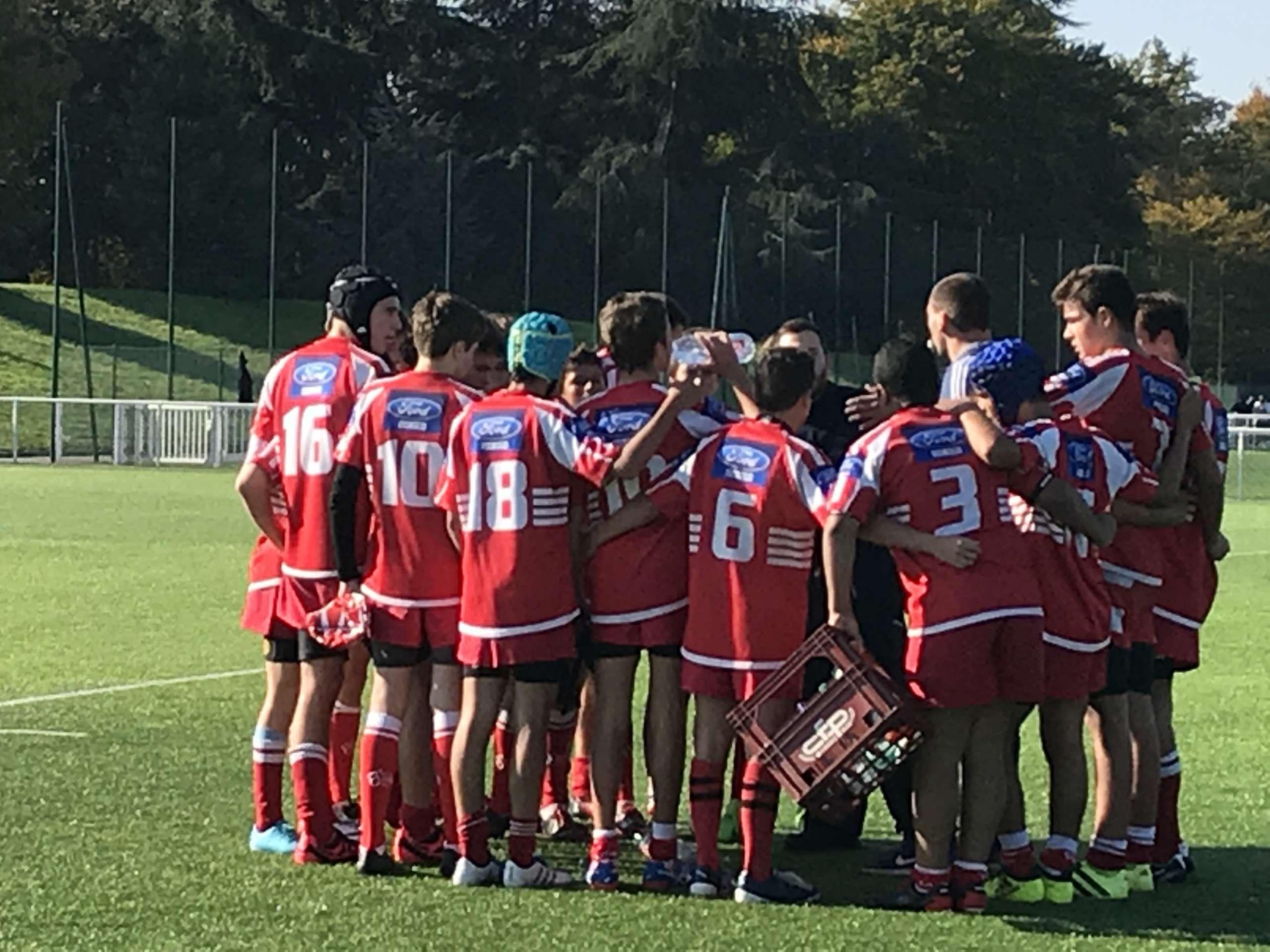 Clamart Rugby 92- Résultats des équipes Teulière