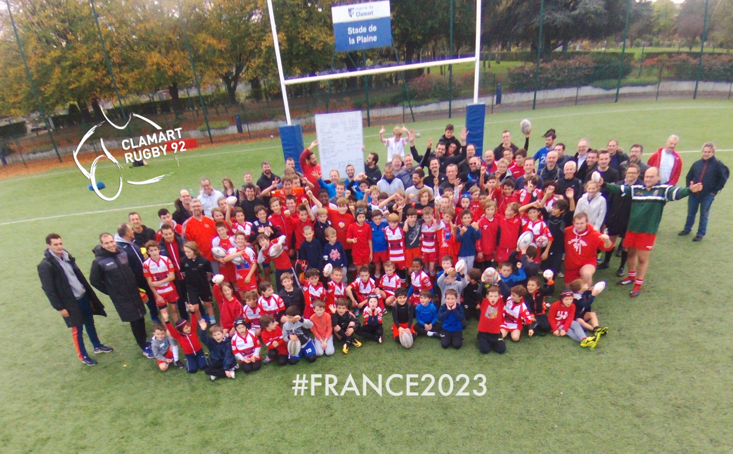 Clamart Rugby 92 Rugby festif Toussaint 2017