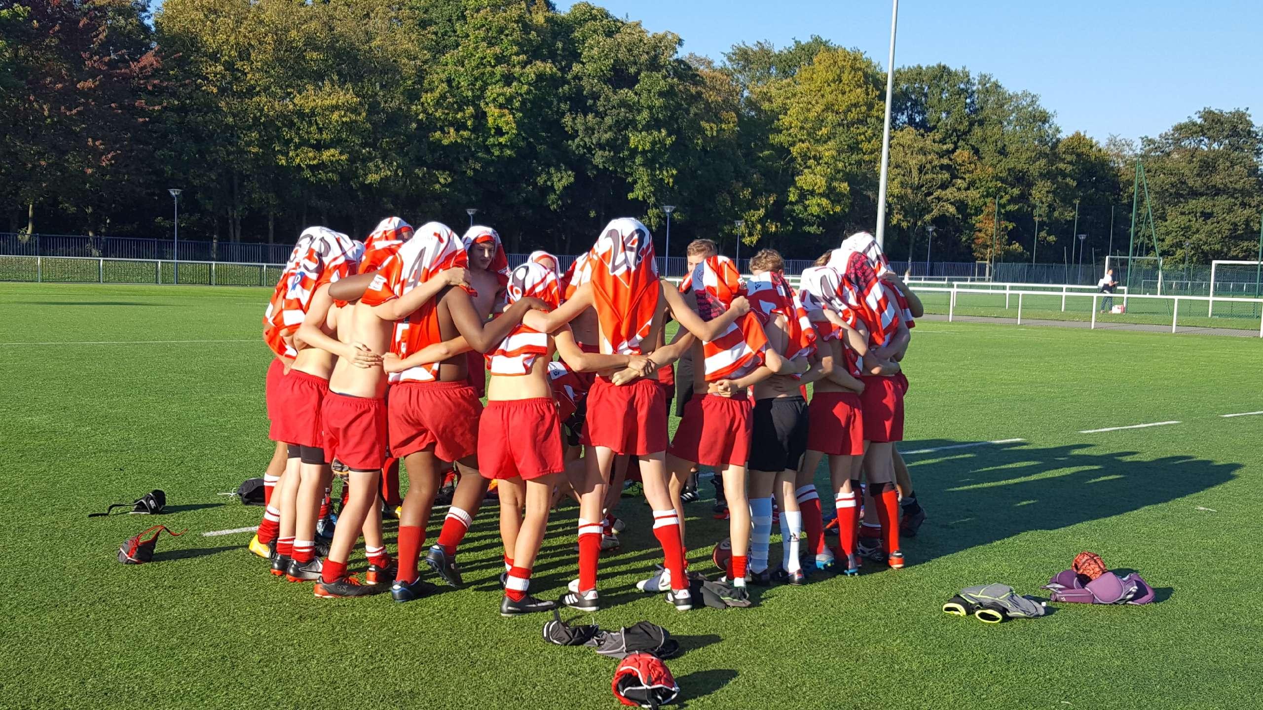 Clamart Rugby 92 Tournoi CPS U14 samedi 14 octobre 2017 contre Antony, Nanterre, Boulogne