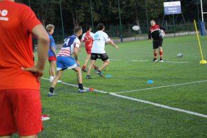 Clamart Rugby 92 rentrée 2019 premiers entraînements