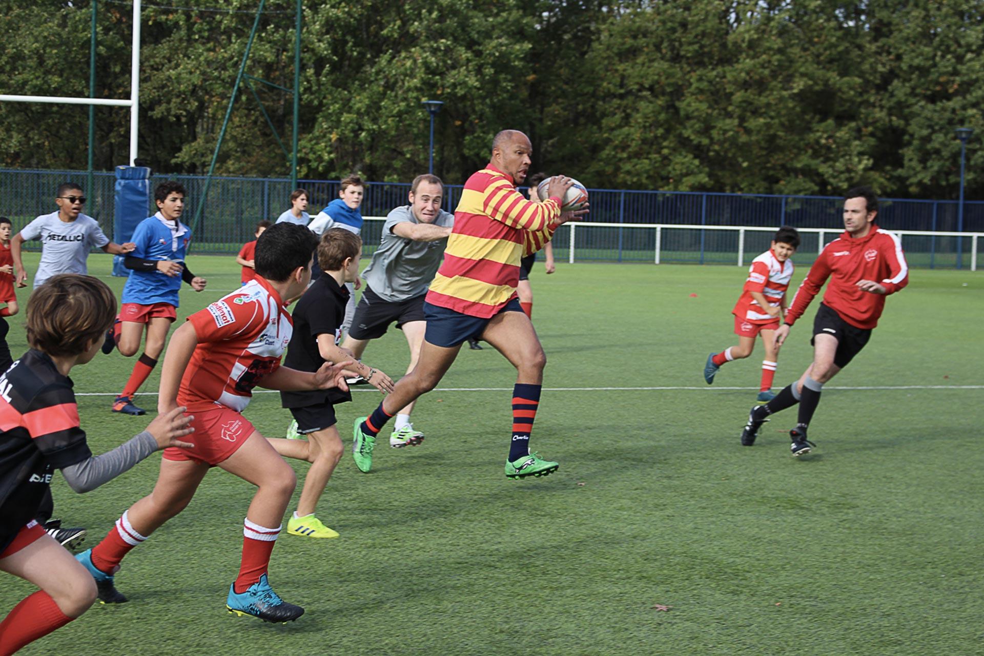 Clamart Rugby 92 Journée Rugby Festif saison 2019-2020