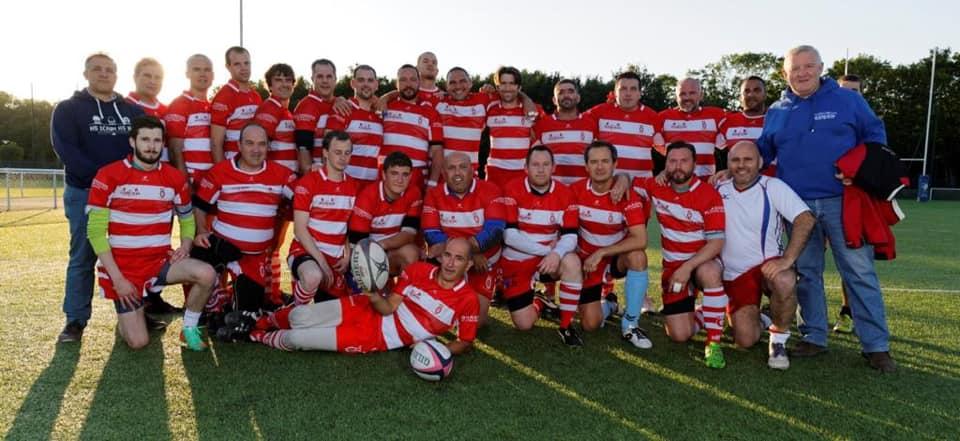 Clamart Rugby 92 Equipe Folklo Les Princes de L'Ovalie