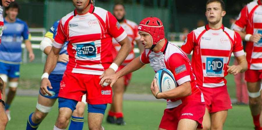 Fédérale 3 Victoire de Clamart Rugby 92 contre Rueil