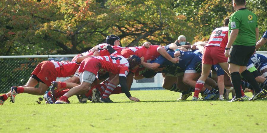 Défaite de Clamart Rugby 92 à Versailles Fédérale 3