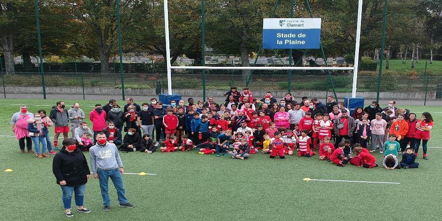 Rugby Festif Octobre Rose Clamart Rugby 92