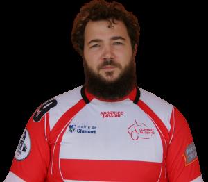 Clamart Rugby 92 - Anthony Raveau