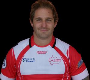 Clamart Rugby 92 - Antoine Malbert