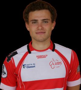 Clamart Rugby 92 - Baptiste Larralde