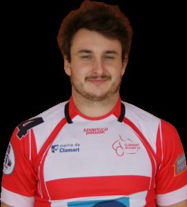 Clamart Rugby 92 - Baptiste Soula