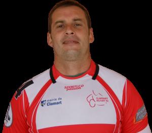 Clamart Rugby 92 - Benjamin Thys