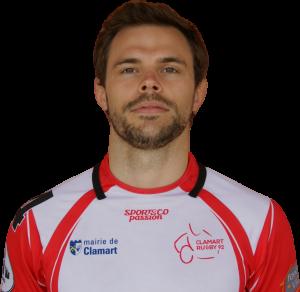 Clamart Rugby 92 - Florent Bastin
