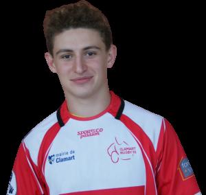 Clamart Rugby 92 - Grégoire Tachdjian